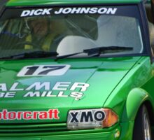 Dick Johnson XE Ford Falcon Group C Sticker