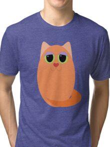 CAT MARMALADE ONE Tri-blend T-Shirt
