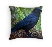 Watcher in the Woods ~ 2 Throw Pillow