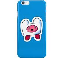 Dream Time! (aka, Kirby w/ Finn's Hat) iPhone Case/Skin