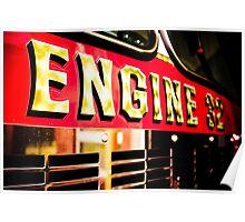 Engine 32 Poster