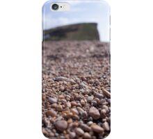 Lyme Regis Gravel iPhone Case/Skin