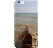 There used to be something great here iPhone Case/Skin