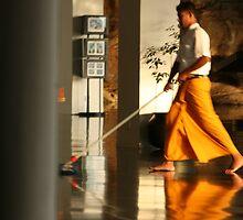 Kandalama Hotel, Sri Lanka by paulinea