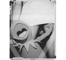 VNDERFIFTY HORNY KERMIT iPad Case/Skin