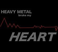 Fall Out Boy - Heavy Metal Broke My Heart by GeekyToGo