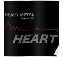 Fall Out Boy - Heavy Metal Broke My Heart Poster