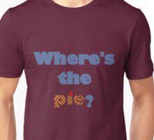 """Where's the Pie?"" -Dean Winchester Unisex T-Shirt"