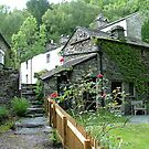 The Back side of Force Forge, Lake district, Cumbria. by Roy  Massicks