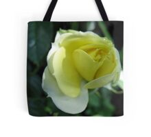 In the Lemon Softness of Petals Tote Bag