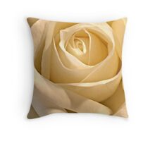 Photograph of the White Queen Throw Pillow