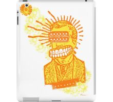 Happy Humbucker Head iPad Case/Skin