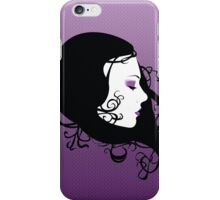 Violet Paragon iPhone Case/Skin
