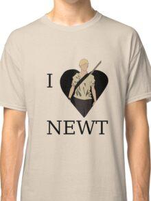 I Love Newt Classic T-Shirt