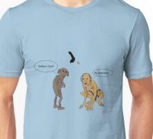 Dobby Vs. Gollum Unisex T-Shirt