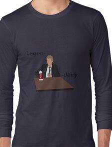 Barney Stinson Legendairy Long Sleeve T-Shirt