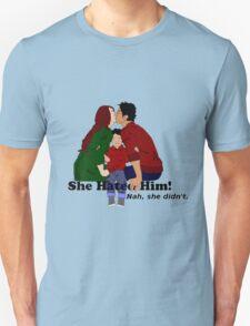 Jily She Hated Him T-Shirt