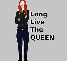 Abbadon Long Live the Queen  by GeekyToGo