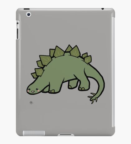 Stegosaurus iPad Case/Skin