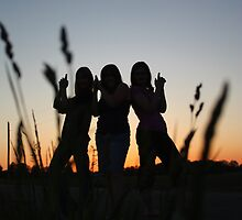 Charlie's Angels pose! by katievphotos