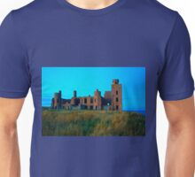 New Slains Castle (Cruden Bay, Aberdeenshire, Scotland) Unisex T-Shirt