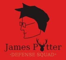 James Potter Defense Squad Kids Tee