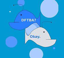 DFTBA? Okay. Hanklerfish Design by GeekyToGo