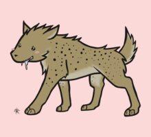 Spotted Hyena Kids Tee