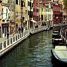 Hotel Gardena - Venice by Larry Costales