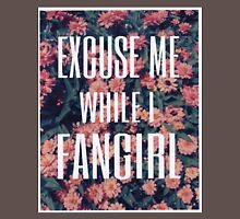 'Scuse Me While I Fangirl T-Shirt