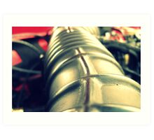engine 001 Art Print