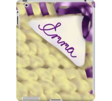 Emma iPad Case/Skin