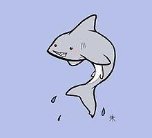 Great White Shark by Shukura