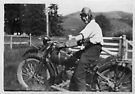 EARLY HARLEY DAVIDSON IN THE 1930's by Win Bennett by coffeebean