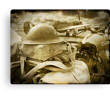 The Battle Of Britain is About to Begin - 1940 Canvas Print
