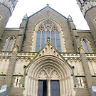Sacred Heart Cathedral, Bendigo by lilleesa78