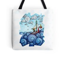 To Sea! Tote Bag