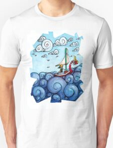 To Sea! Unisex T-Shirt