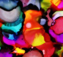 Jubilee, Rainbow Sticker