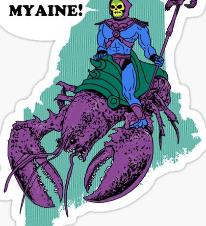 Myaine! Sticker