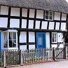 Tudor Cottage, Brampton Bryan by hjaynefoster