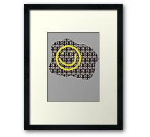 Sherlock Got Bored Framed Print