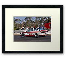 Bob Holden Toyota Corolla Framed Print