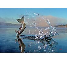 Adirondack Life Photo Photographic Print