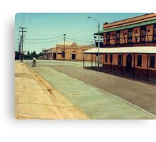 The Five Ways - Maryborough Qld Canvas Print