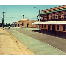 The Five Ways - Maryborough Qld Photographic Print