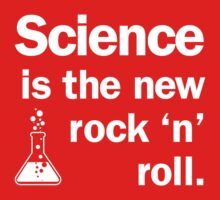 Science is the new rock 'n' roll One Piece - Short Sleeve