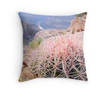 Pink Cactus = MaraMora Throw Pillow