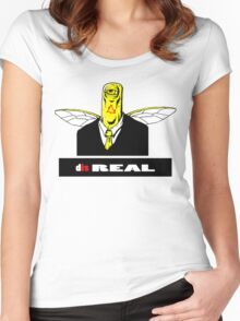 On The Fly Women's Fitted Scoop T-Shirt
