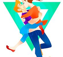 Community: Jeff & Annie (Welcome Home) by MaxGunner44